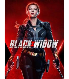 Black Widow 2021 DVD