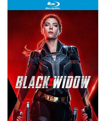 Black Widow 2021 Blu-ray