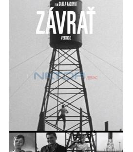 Závrať 1962 DVD