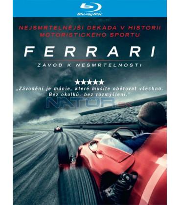 Ferrari: Závod k nesmrtelnosti (Ferrari: Race to Immortality) Blu-ray
