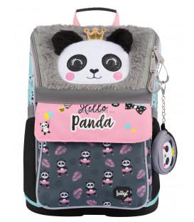 BAAGL Školská aktovka Zippy Panda