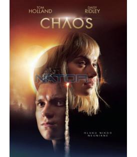 Chaos 2021 (Chaos Walking) DVD