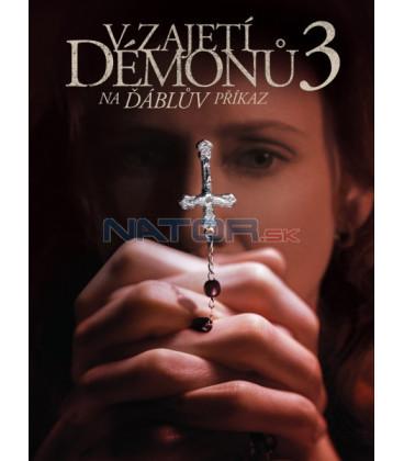 V zajetí démonů 3: Na Ďáblův příkaz (The Conjuring: The Devil Made Me Do It) DVD