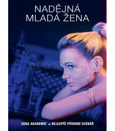 Nadějná mladá žena 2020 (Promising Young Woman) DVD