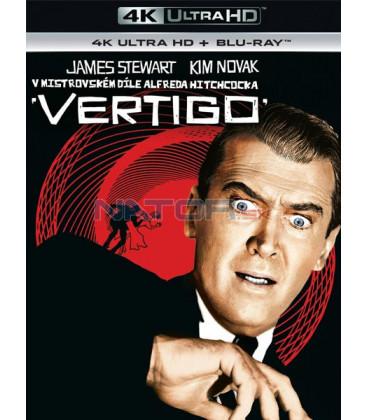 Závrať (Vertigo) 1958 (4K Ultra HD) - UHD Blu-ray + Blu-ray