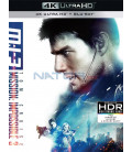 Mission: Impossible 3 (Mission: Impossible 3) (4K Ultra HD) - UHD Blu-ray + Blu-ray