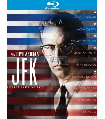 JFK - Blu-ray, Pouze CZ titulky !!