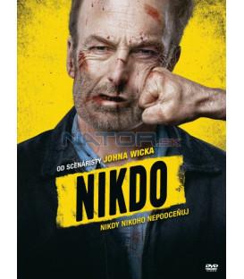 Nikdo 2021 (Nobody) DVD