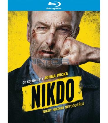 Nikdo 2021 (Nobody) Blu-ray