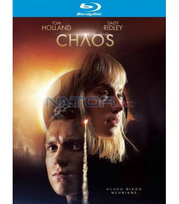 Chaos 2021 (Chaos Walking) Blu-ray