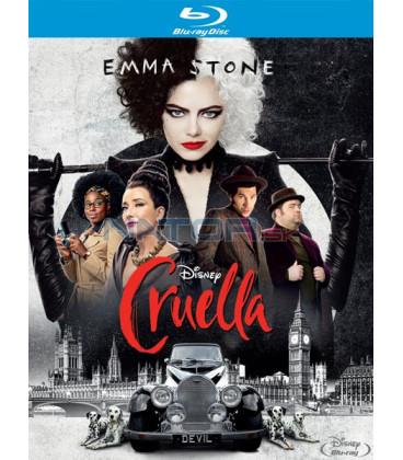 Cruella 2021 Blu-ray
