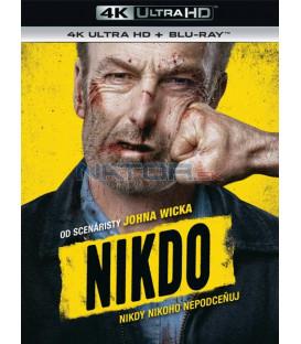 Nikdo 2021 (Nobody) (4K Ultra HD) - UHD Blu-ray + Blu-ray