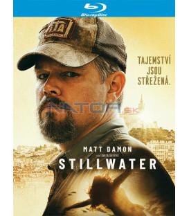 Stillwater 2021 (Stillwater) Blu-ray