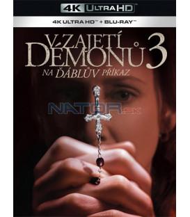 V zajetí démonů 3: Na Ďáblův příkaz (The Conjuring: The Devil Made Me Do It) (4K Ultra HD) - UHD Blu-ray + Blu-ray