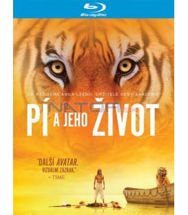 PÍ A JEHO ŽIVOT (Life of Pi) Blu-ray
