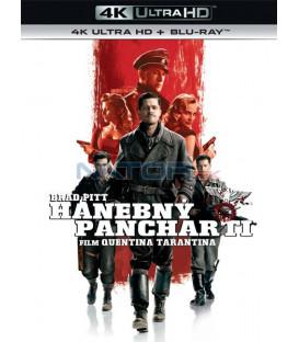 Hanebný pancharti (Inglourious Basterds) (4K Ultra HD) - UHD Blu-ray + Blu-ray