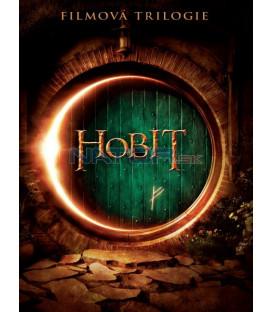 Hobit kolekce 1.-3. 3DVD (Hobbit Collection 1.-3.) DVD