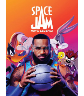 Space Jam Nová legenda 2021 (Space Jam: A New Legacy) DVD