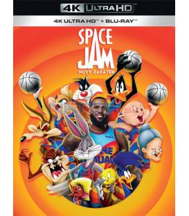 Space Jam Nová legenda 2021 (Space Jam: A New Legacy) (4K Ultra HD) - UHD Blu-ray + Blu-ray