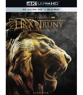 Hra o trůny - 2. SÉRIE - (Game of Thrones) 4Blu-ray UHD