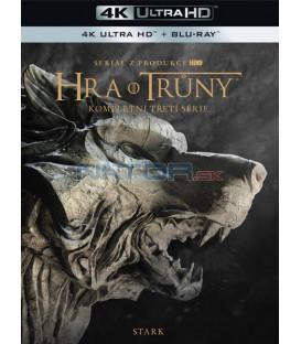 Hra o trůny 3. série  (Game of Thrones Season 3) (4Blu-ray UHD)
