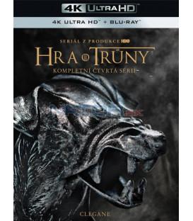 Hra o trůny 4. série (Game of Thrones Season 4) (4Blu-ray UHD)