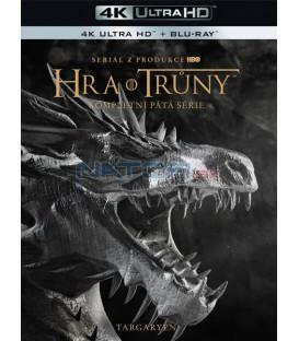 Hra o trůny 5. série (Game of Thrones Season 5) (4Blu-ray UHD)