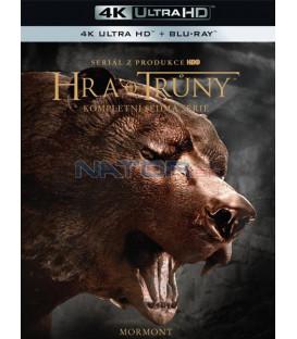 Hra o trůny 7. série (Game of Thrones Season 7) (3Blu-ray UHD)