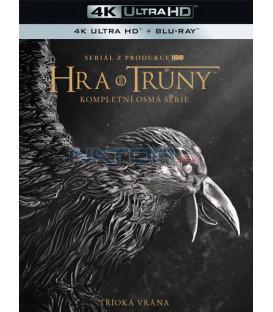 Hra o trůny 8. série (Game of Thrones Season 8) (3Blu-ray UHD)