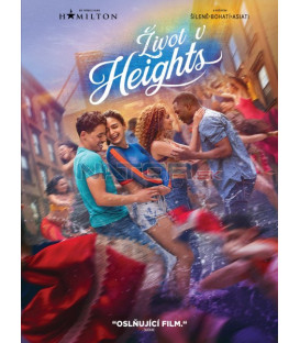 Život v Heights 2021 (In the Heights) DVD