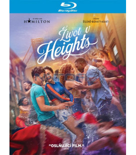 Život v Heights 2021 (In the Heights) Blu-ray