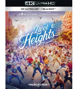 Život v Heights 2021 (In the Heights) (4K Ultra HD) - UHD Blu-ray + Blu-ray
