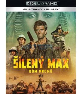 Šílený Max 3: Dóm hromů 1985 (Mad Max 3: Beyond Thunderdome) (4K Ultra HD) - UHD Blu-ray + Blu-ray