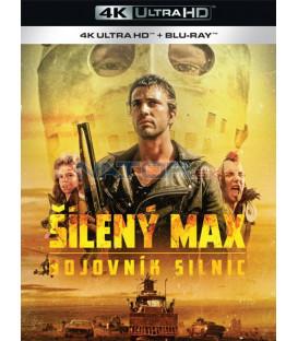 Šílený Max 2: Bojovník silnic 1981 ( Mad Max 2: Road Warrior) (4K Ultra HD) - UHD Blu-ray + Blu-ray