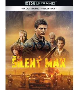 Šílený Max 1979 (Mad Max) (4K Ultra HD) - UHD Blu-ray + Blu-ray