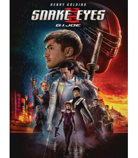 G. I. Joe: Snake Eyes (Snake Eyes: G.I. Joe Origins) DVD