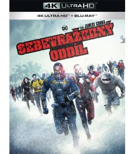 Sebevražedný oddíl 2021 (The Suicide Squad) (4K Ultra HD) - UHD Blu-ray + Blu-ray
