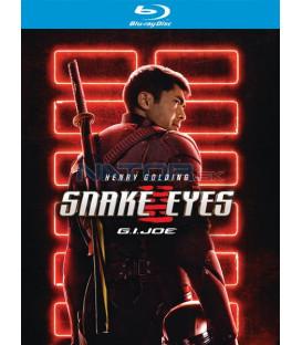 G. I. Joe: Snake Eyes (Snake Eyes: G.I. Joe Origins) Blu-ray