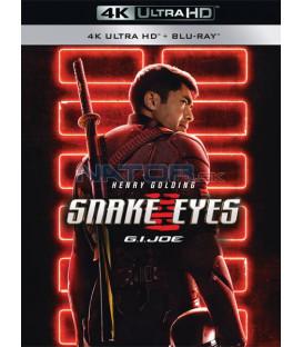 G. I. Joe: Snake Eyes (Snake Eyes: G.I. Joe Origins) (4K Ultra HD) - UHD Blu-ray + Blu-ray