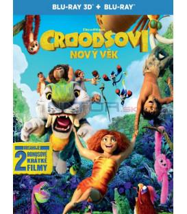 Krúdovci: Nový vek 2020 (The Croods 2) 2Blu-ray 3D+2D