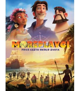 Mořeplavci: První cesta kolem světa  (Elcano y Magallanes. La primera vuelta al mundo) DVD