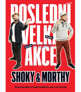 Shoky & Morthy: Poslední velká akce  DVD
