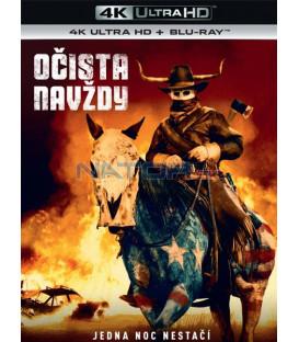 Očista navždy 2021 (The Forever Purge) (4K Ultra HD) - UHD Blu-ray + Blu-ray