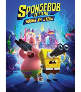SpongeBob ve filmu: Houba na útěku (The SpongeBob Movie: Sponge on the Run) DVD