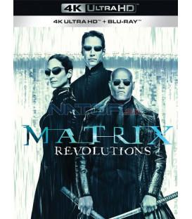 Matrix Revolutions (The Matrix Revolutions) (4K Ultra HD) - UHD Blu-ray + Blu-ray
