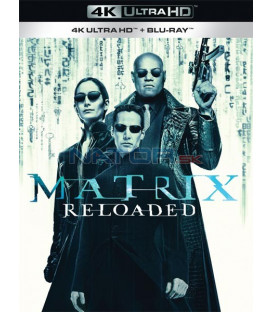 Matrix Reloaded (The Matrix Reloaded) (4K Ultra HD) - UHD Blu-ray + Blu-ray