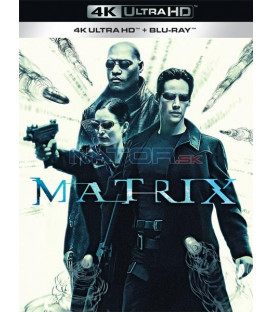 Matrix (4K Ultra HD) - UHD Blu-ray + Blu-ray