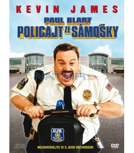 Policajt ze sámošky (Paul Blart: Mall Cop)
