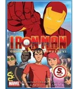 Iron Man – 5. DVD