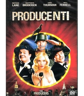 Producenti (The Producers) DVD